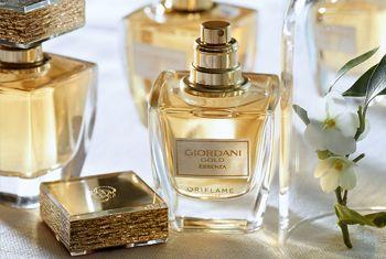 Giordani Gold Essenza - Библиотека брендов - Поддержка продаж - Раздел для Консультантов | Oriflame Cosmetics