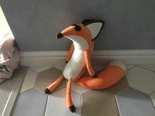 Tienda Online YOUZOE Original 60 cm Real El Principito Fox Muñecas de la Felpa Del Zorro Animales de Peluche de Felpa Juguetes Para Niños de Alta calidad   Aliexpress móvil