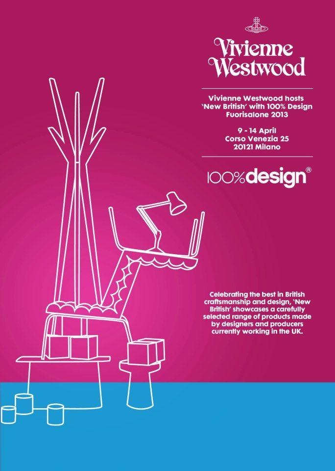 iDesignMe_Vivienne Westwood http://idesignme.eu/2013/04/vivienne-vivienne-westwood-hosts-new-british-with-100-design/ #BritishDesign #VivienneWestwood #Fuorisalone2013 #MilanDesignWeek #Design #Trends #News