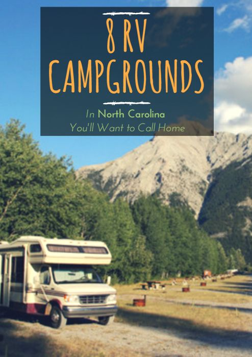 What do you get when you combine RV camping, a love of the outdoors and the East Coast? Eight perfect campgrounds. Whether you're just passing through or want to make it your final destination, don't pass up these spots for RV camping in North Carolina. 8 RV Campgrounds In North Carolina You'll Want to Call Home http://www.active.com/outdoors/articles/8-rv-campgrounds-in-north-carolina-you-ll-want-to-call-home