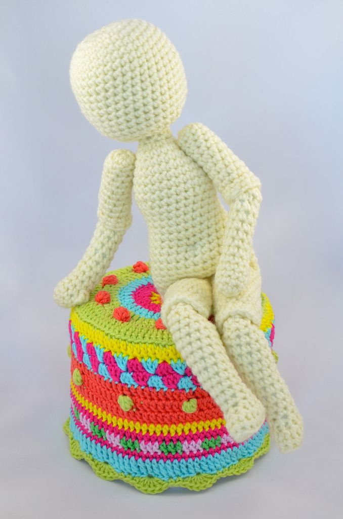 Crochet Amigurumi Doll Body : 1000+ images about Dolls to Crochet on Pinterest Yarns ...