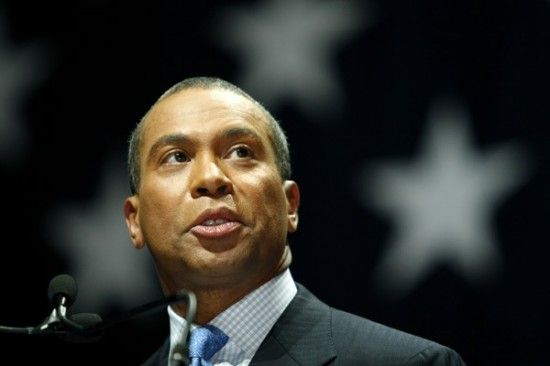 Bleeding heart Gov. Deval Patrick goes way over-the-top, says deporting illegals would be akin to sending Jews to Nazi concentration camps  http://baystateconservativenews.com