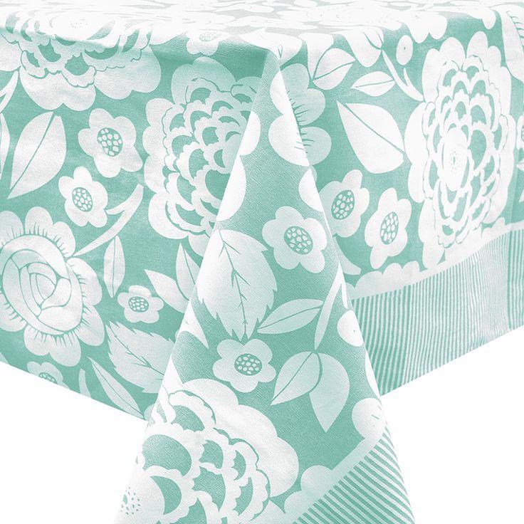 Madras Link Boho Rose Table Cloth 150x230cm