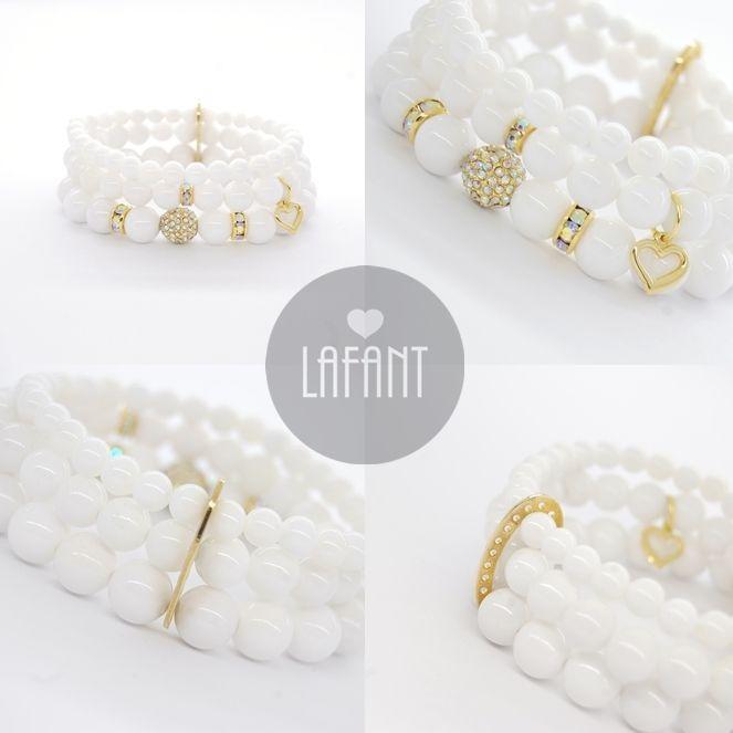 Bracelets by Lafant sklep online: www.lafant.pl jewlery | biżuteria | dodatki | fashion | jewlery | wedding | ślub | dodatki ślubne| blogger | polishbrand | lafant