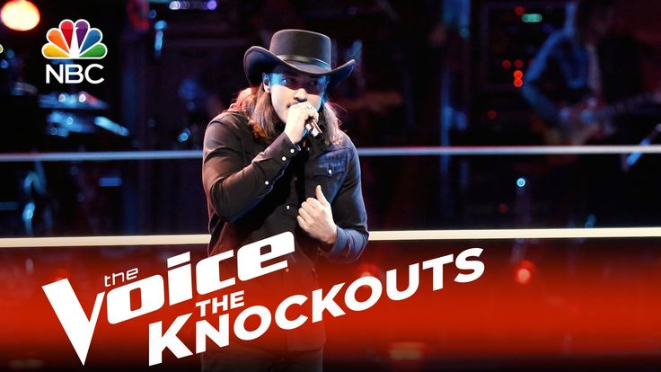 "The Voice 2015 Knockouts - Cody Wickline: ""Til My Last Day"""