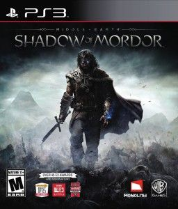 Middle-earth: Shadow of Mordor Game PC, PS3, Xbox 360, Mac OS
