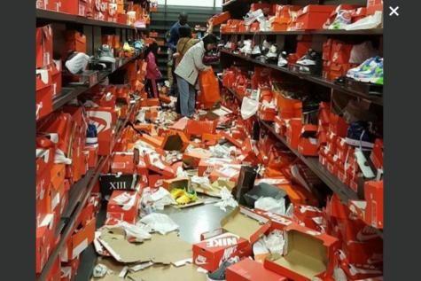 Black Friday: des scènes de chaos dans un magasin Nike font le buzz (vidéo). - soirmag.be