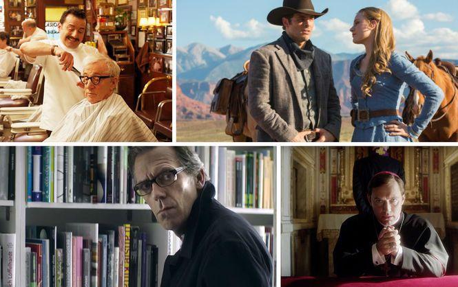 История афериста с Томом Харди и триллер о беспределе с Хью Лори. Семь ярких…