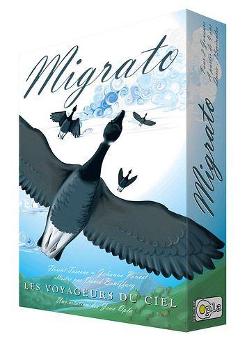 Jeu Migrato les voyageurs du ciel