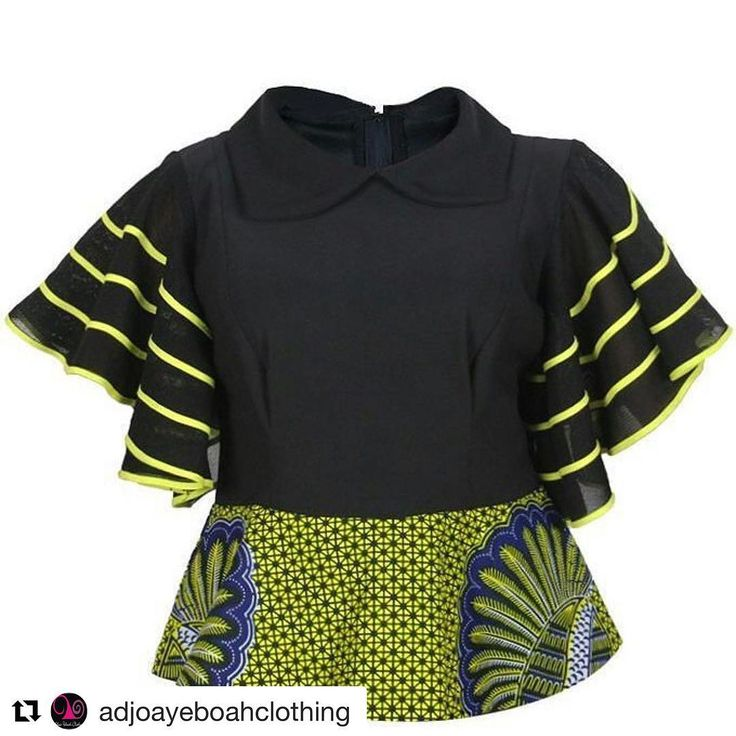 """16 Likes, 1 Comments - GUBA Expo (@gubaexpo) on Instagram: """"#Repost @adjoayeboahclothing with @repostapp ・・・ Top available in different colours"""""""