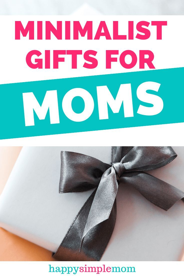 Minimalist Gifts For Moms That Dont Add To Clutter Ideas Mothers Day Birthday Or Any Other Woman In Your Life