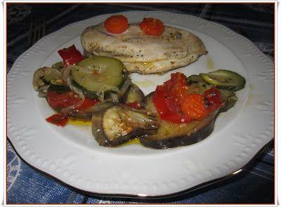 1000 images about recetas saladas on pinterest paella - Pechugas de pollo al horno ...