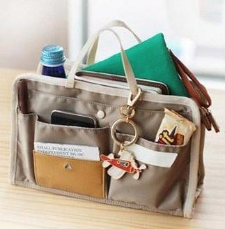Handtas organizer - tas in de tas | Tassen | Hip & Hap