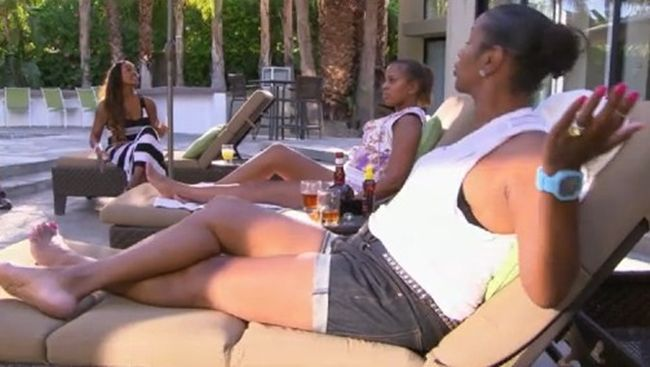SNEAK PEEK: Brandi Maxiell Sticks Up For Draya Michele On Basketball Wives LA- http://getmybuzzup.com/wp-content/uploads/2014/03/SNEAK-PEEK-Jackie-Christie-On-'Basketball-Wives-LA'.jpg- http://getmybuzzup.com/brandi-maxiell-sticks-up-for-draya-michele/- By Cortney M. Wills This week's episode of Basketball Wives LA will certainly sow the ladies battling it out again and this time, it looks like Brandi Maxiell may be switching teams. The newbie is angry at Jackie Chr