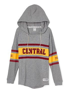 Central Michigan University Varsity Pullover Hoodie