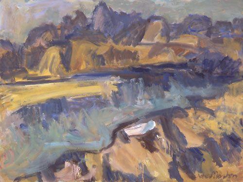 Nelson landscapes: Toss Woollaston - Nelson region - Te Ara Encyclopedia of New Zealand