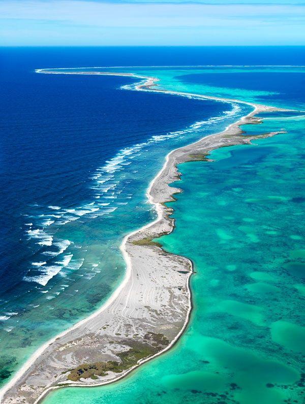 Abrolhos Islands, Coral Coast, Western Australia