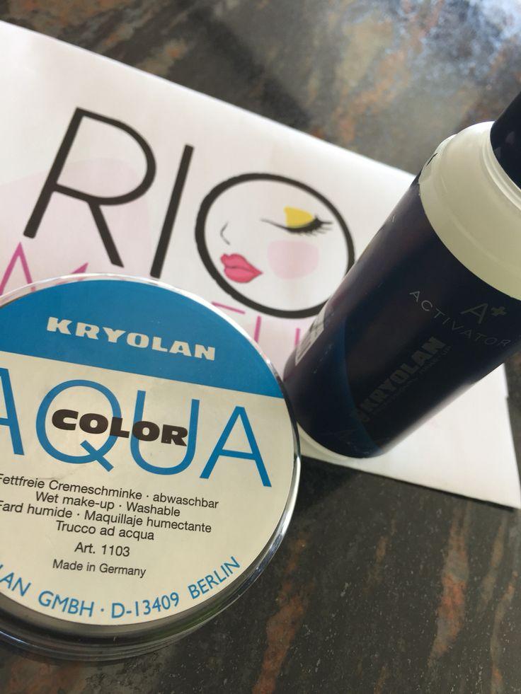 #kryolan 4you! The Best price! Worldwide shipping!  Global site: www.riomakeup.com #makeup #follow #cosmetics #makeupartist