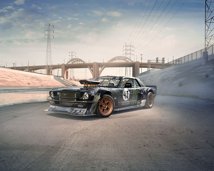 Ford Hoonicorn-La River. on Behance