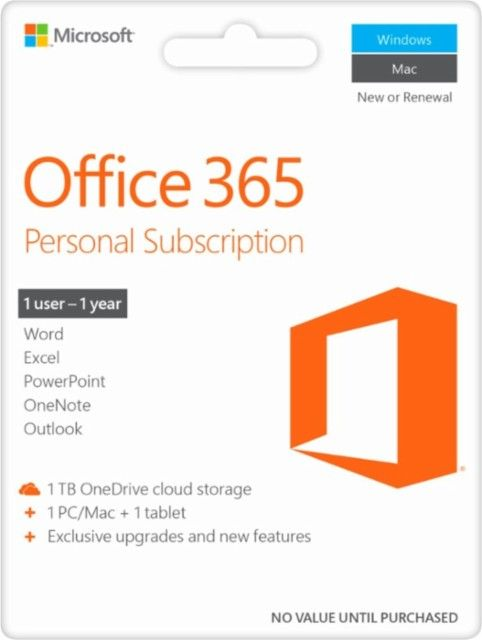 office 365 personal setup