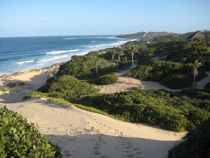 Praia de Jangamo, Baía de Jangamo, Distrito de Jangamo e Província de Inhambane, Moçambique