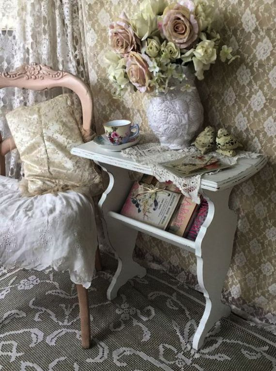 Shabby Chic Entry Table long Home Decor At Wholesale their