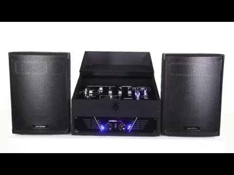 kit sono novistar dj400 power cover 2 electro d p t. Black Bedroom Furniture Sets. Home Design Ideas