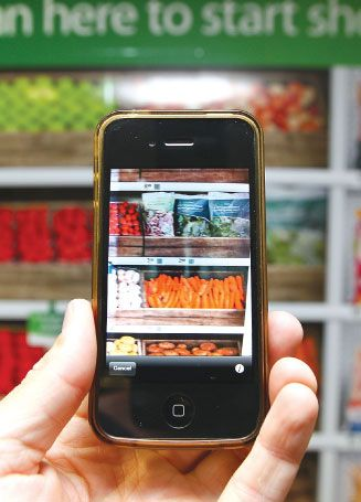 Corporate: Woolworths Digital future of retail
