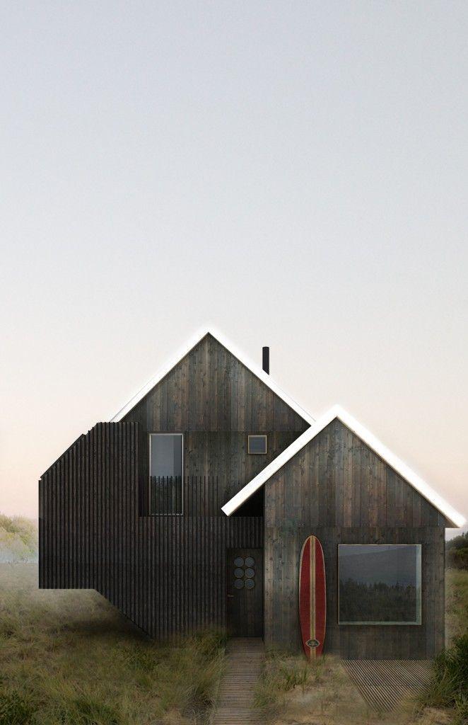 Ditch Plains House :: T.W. Ryan Architecture