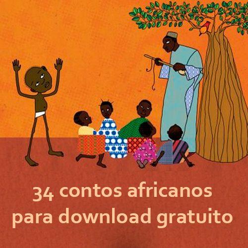 Este texto ressalta a importância dos contos, orais e escritos, para a cultura de um povo, que neste caso os povos africanos. No Brasil essa cultura teve e tem grande influencia pois inspira poetas...