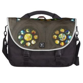 Church Cathedral Christ Wall Stained Glass Deco 99 Commuter Bags