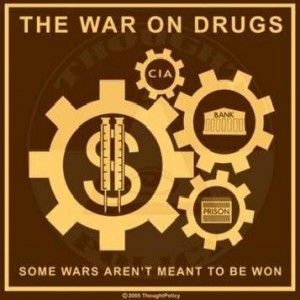 SURVEY FINDS THAT ALMOST NO ONE THINKS WE ARE WINNING THE WAR ON DRUGS. A new Rasmussen Reports survey confirms what we all already know: the war on drugs is an abject failure and almost everyone realizes it.
