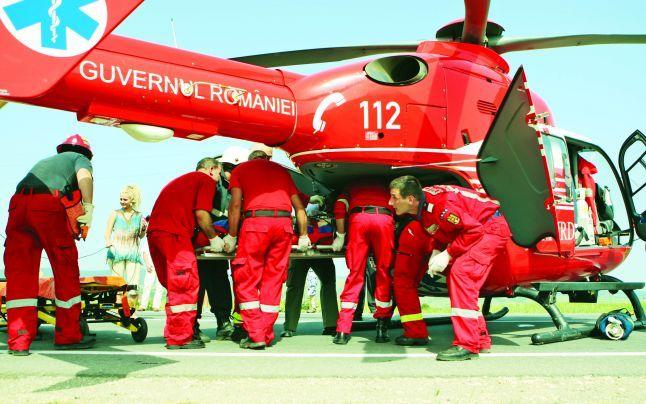 Salvare aeriană