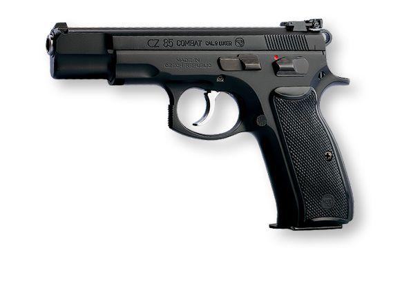 CZ 85 COMBAT | Pistole standard - Česká zbrojovka