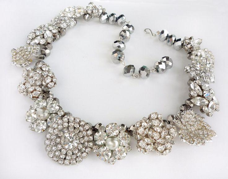 Vintage Rhinestone Jewellery 68