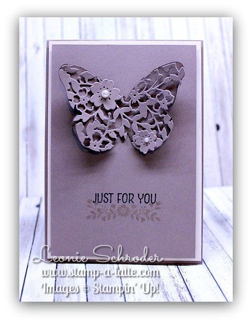 Welcome to Thursday! Hang in there – one more sleep till the weekend! Today I'm sharing with you a card … or three … using the Bloomin's Hearts thinlits and the Bold B…