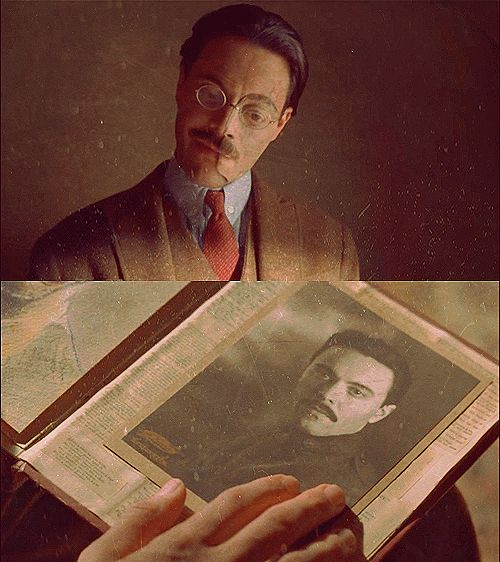 "Jack Huston as Richard Harrow on Boardwalk Empire.  ""Sometimes i forget what i look like. Then i pass a mirror and i remember. I stare sometimes....at my face...and i recall who i was before."""