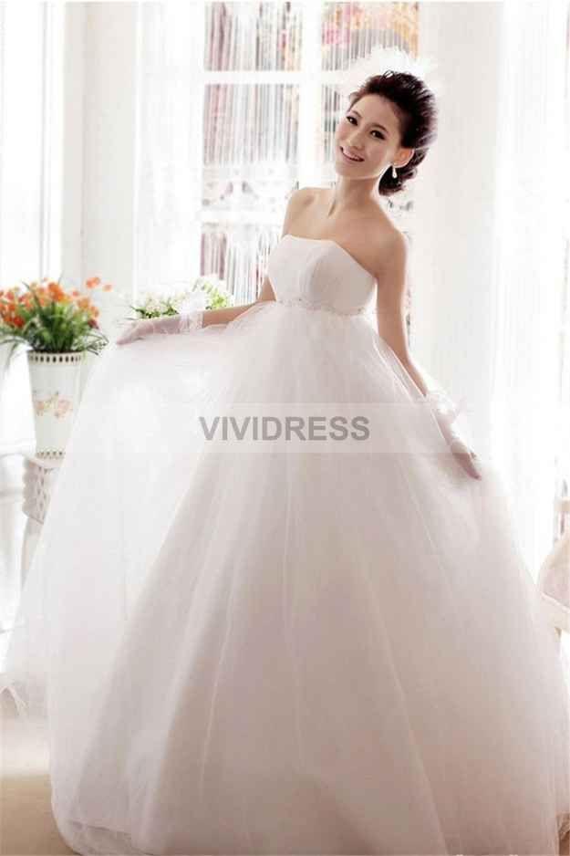 Gorgeous Maternity Wedding Dresses For Under £200
