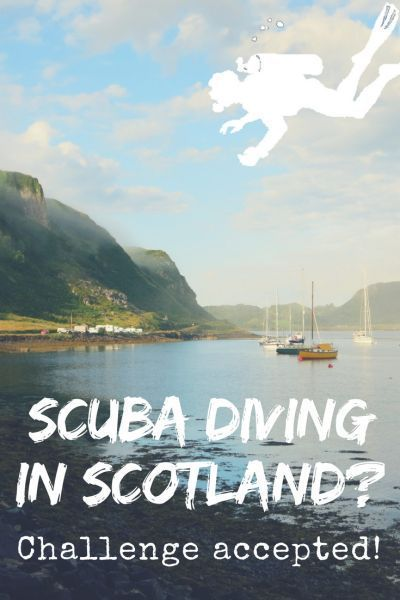 Scuba Diving in Scotland? Challenge accepted – United Kingdom – World Adventure Divers – Read more on https://worldadventuredivers.com/2015/03/22/scuba-diving-in-scotland-challenge-accepted/ #scubadivingtrip #scubadivingtrips