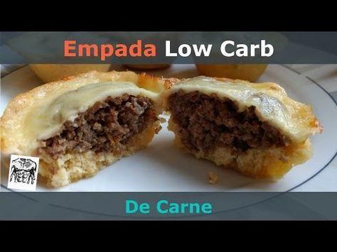 [Receita] Empadinha Low-Carb