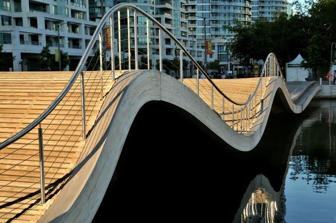 Simcoe WaveDeck, Toronto #travel