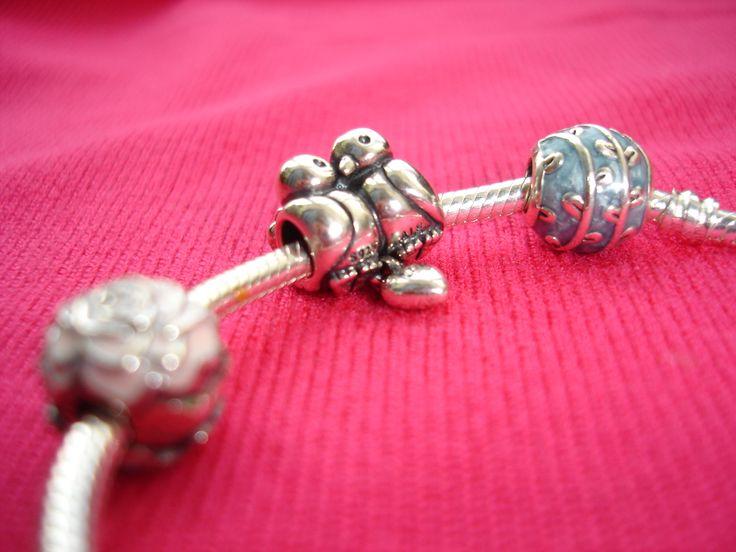 Мой браслет, подарок на серебрянную свадьбу