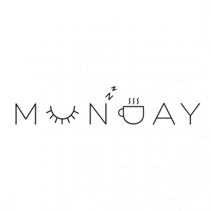 Monday Mornings... no better way to start today than with a big cup-of-coffee! #HappyMonday #WhatYouSippinOn