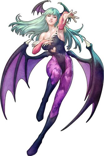 Anime Characters 175 Cm : Best darkstalkers images on pinterest character