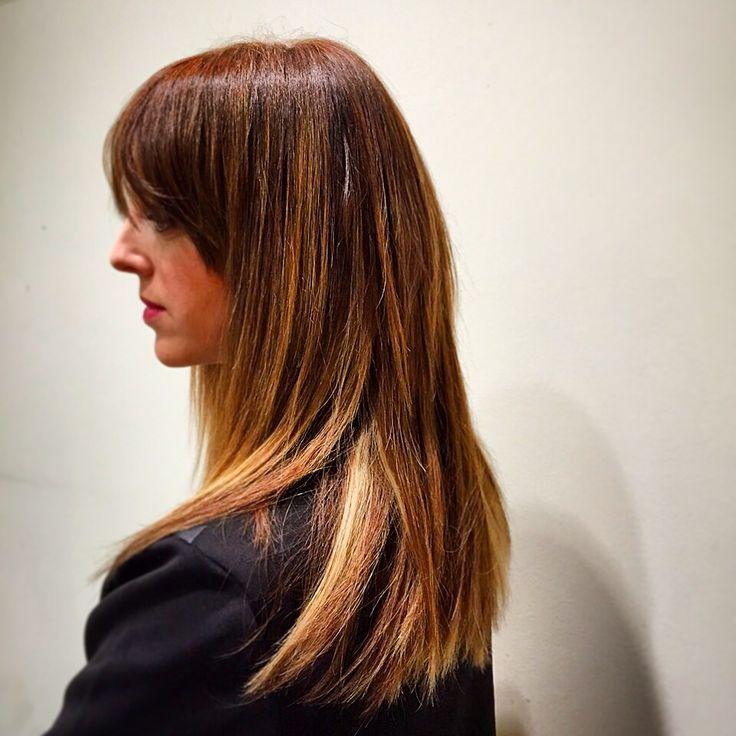 Melena Hairdreams extensiones Pamplona Navarra peluqueria Edurne Senosiain pelazo nano láser