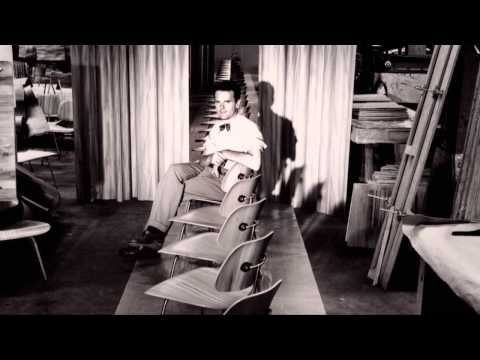 """The Eames Studio's Inspiring History And Unknown Dark Side    """"Eames: The Architect and the Painter"""" highlights the dazzling creative legacy of the Eames Office and the idiosyncratic couple who founded it."""