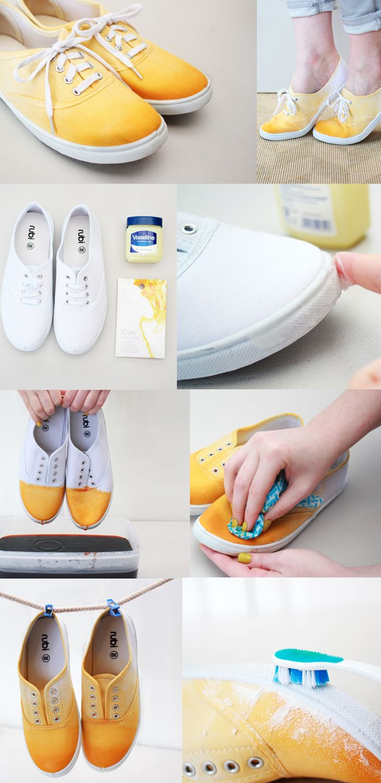 best 25+ dip dye shoes ideas on pinterest | link, dip dye clothes