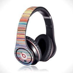 GelaSkins now offers artists a way to customize their Beats by Dre headphones with their own artwork.