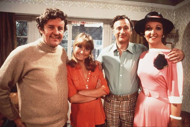 RIP Richard Briers  Loved, loved loved this programme  The Good Life star Richard Briers dies aged 79 - 18th Feb 2013