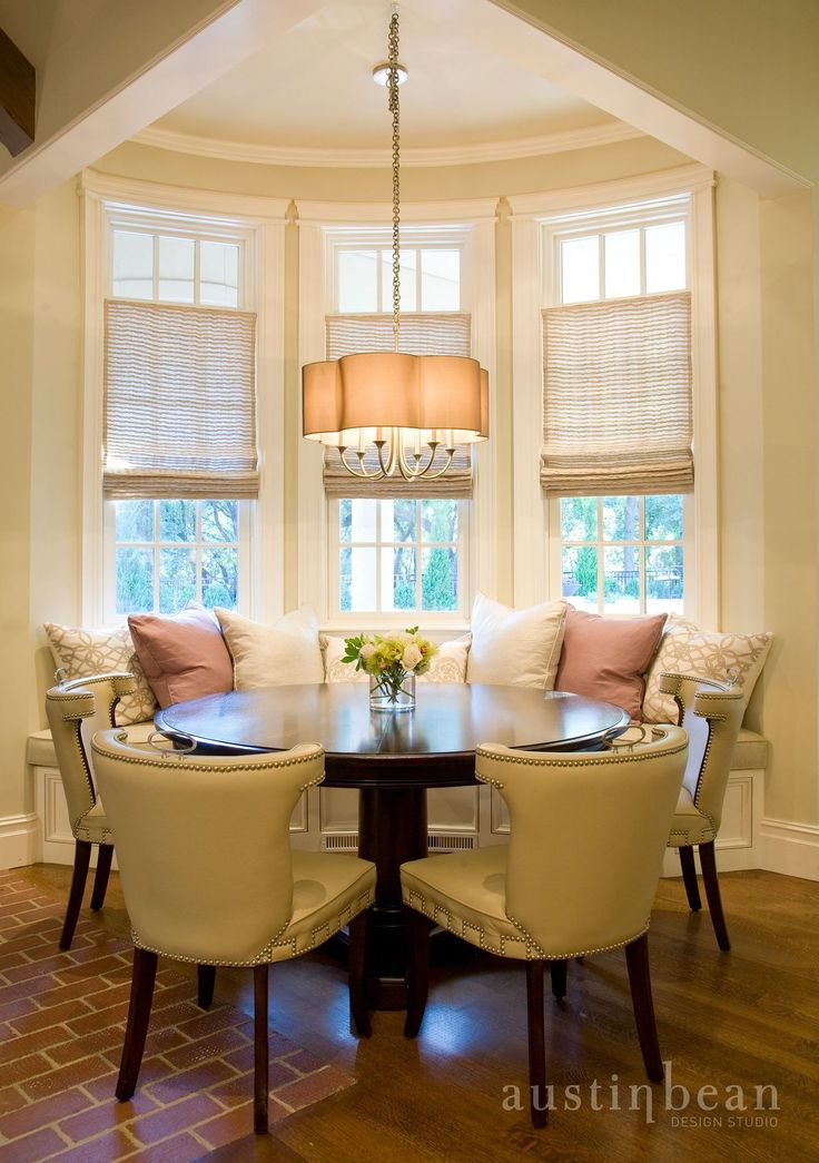 Breakfast Nook - Traditional - Kitchen - Images by Austin Bean Design Studio | Wayfair